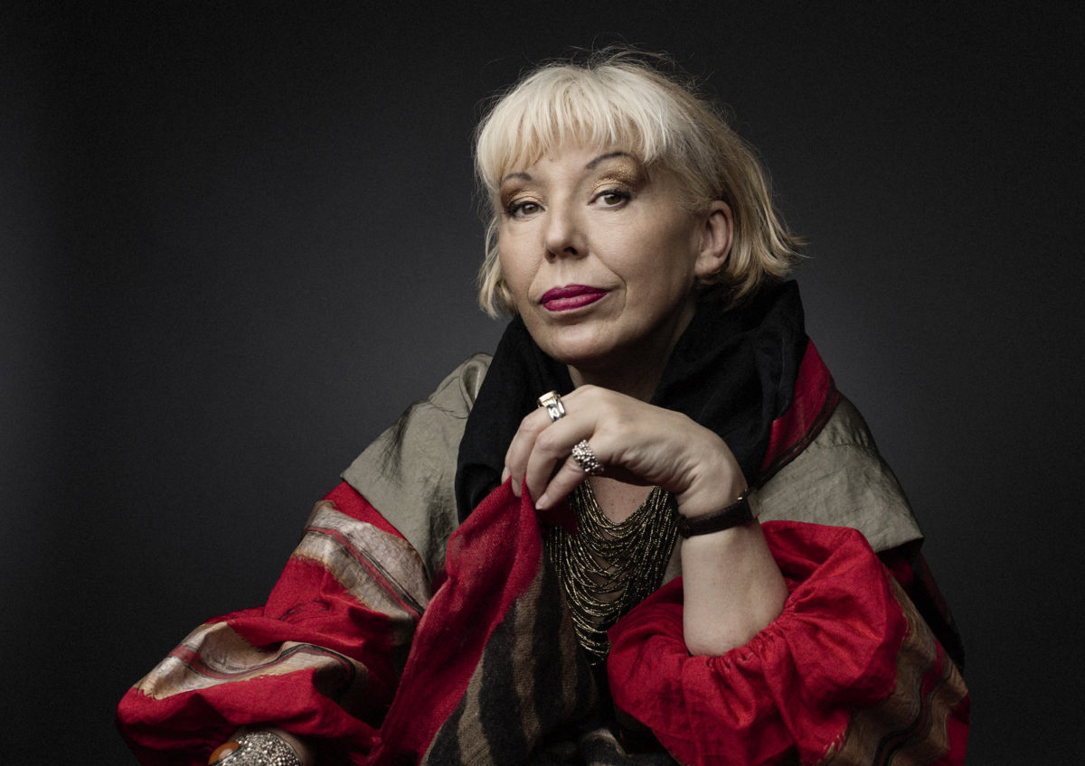 Barb Jungr: Bob, Brel and Me *****