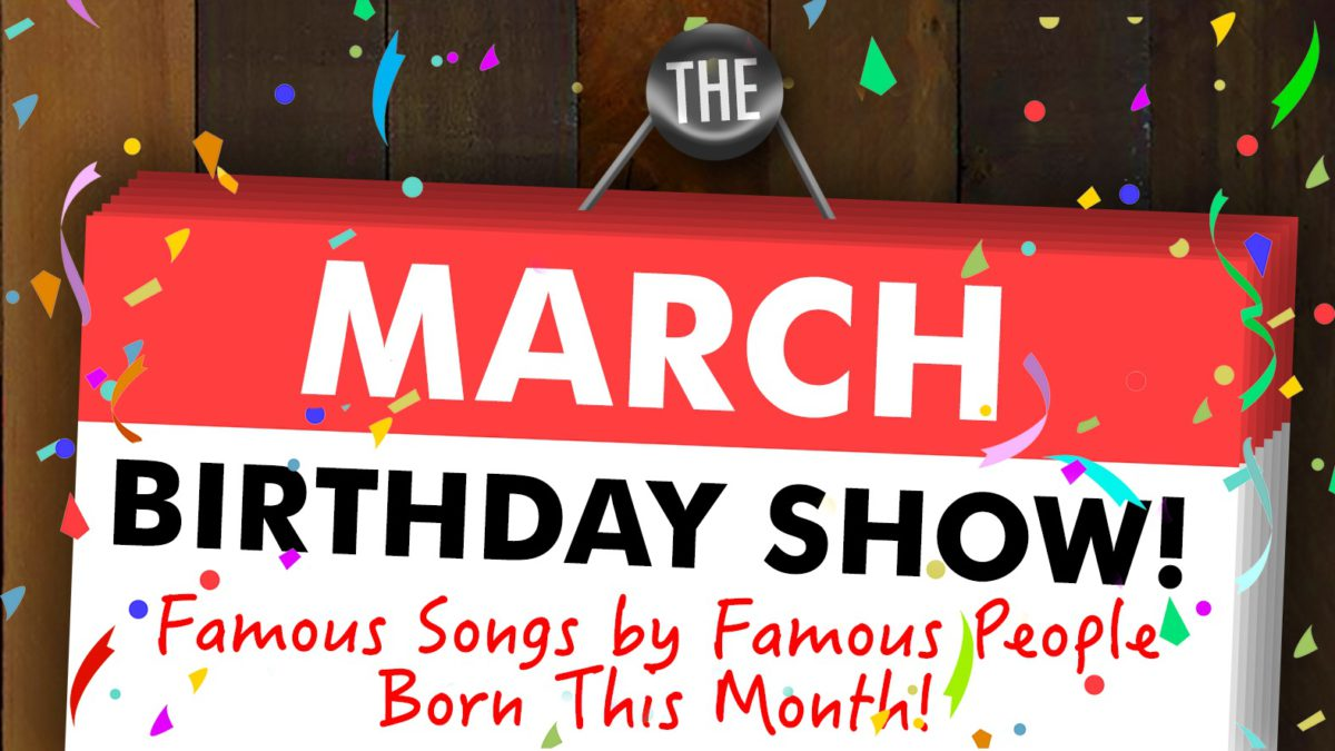 Scott Siegel's March Birthday Show ****