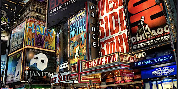 Broadway 2021