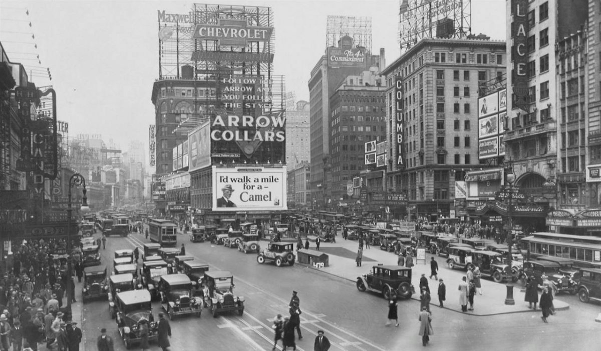 On This Day in New York Theater: November 29th in the 1920's