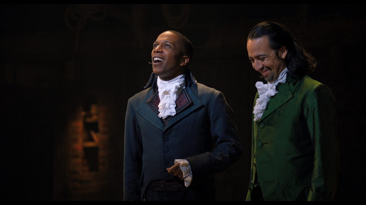 Hamilton to Premiere on Disney