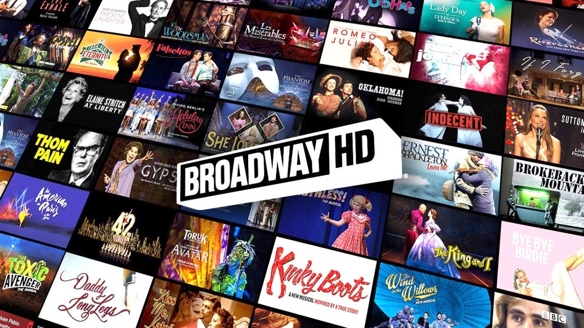 BroadwayHD's August Slate