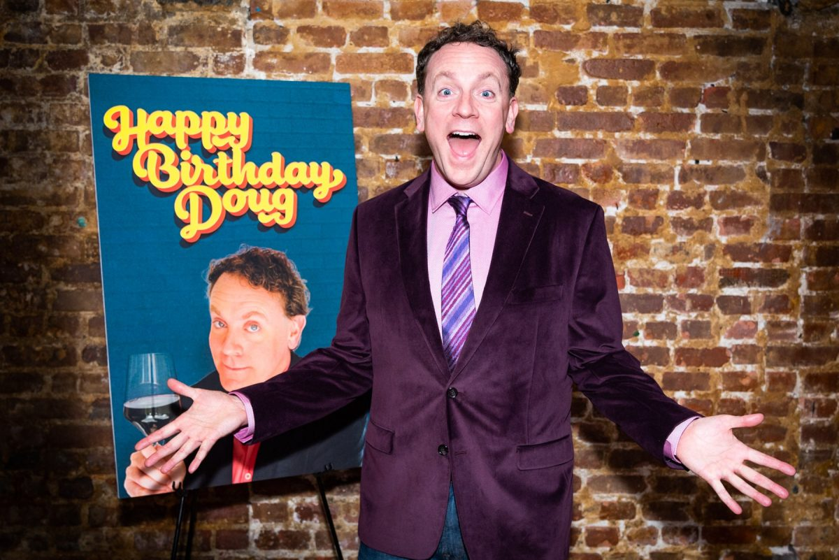 BroadwayHD Debuts Happy Birthday Doug