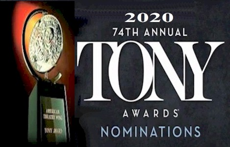 The 2020 Tony Award Nominations