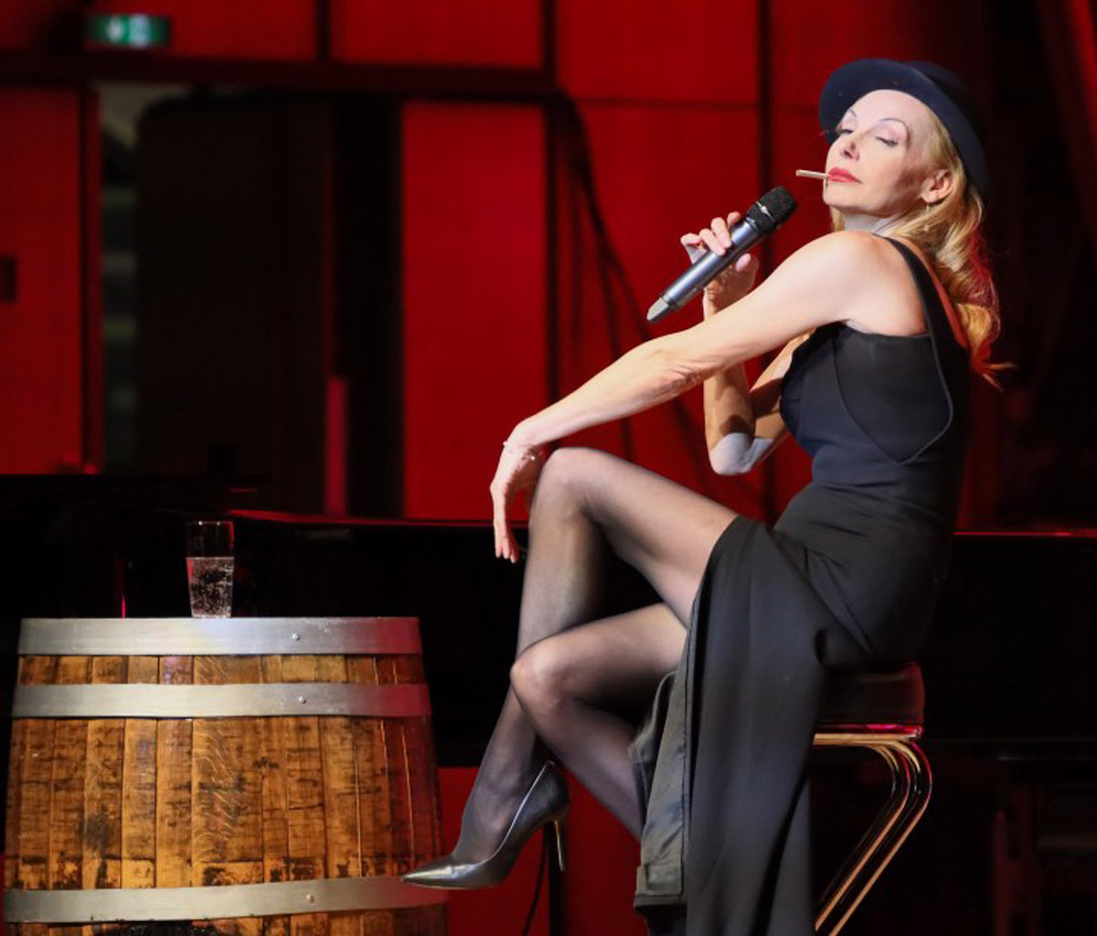 Ute Lemper: Rendezvous with Marlene *****