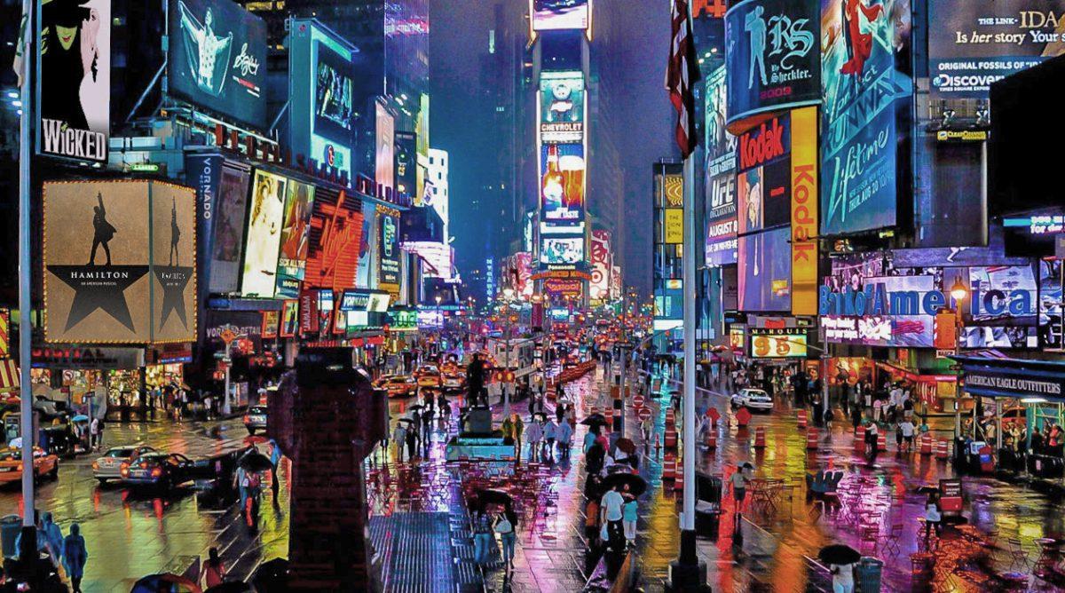 Broadway Remembers