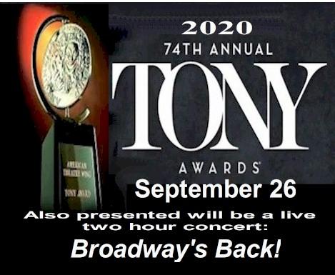 The Tony Awards Return