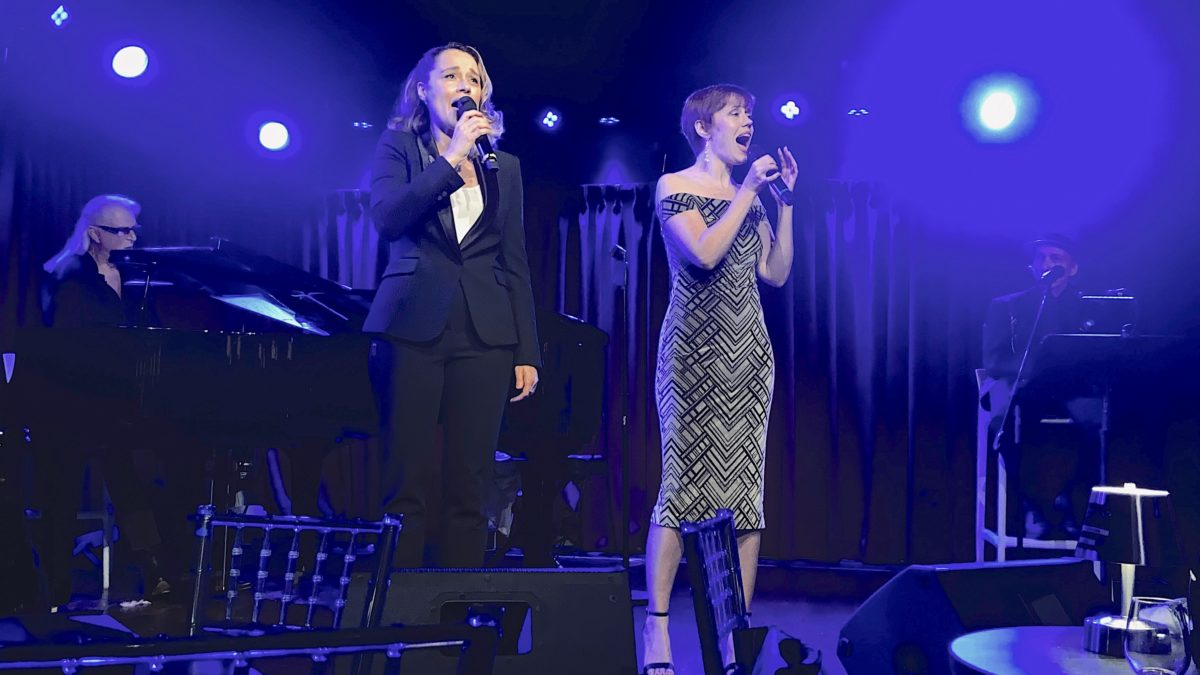 Broadway Belters SING! ****1/2