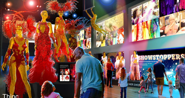 Showstoppers! Spectacular Costumes From Stage and Screen- Wonderful!