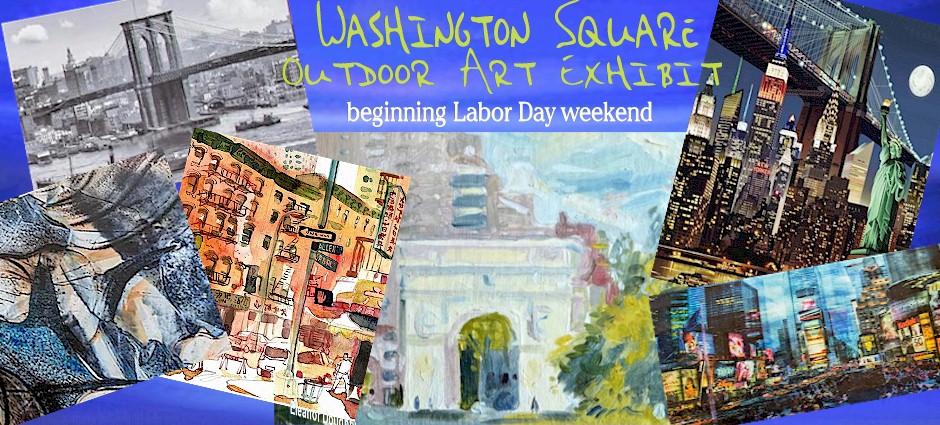 Washington Square Art Show