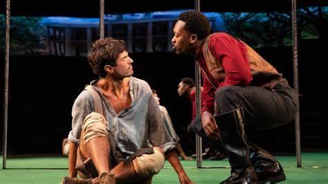 Broadway Update: Slave, Skin, Sondheim